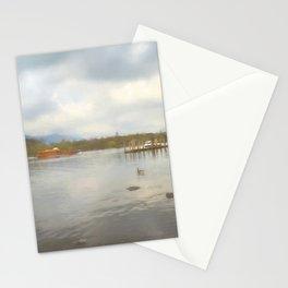 Derwentwater Cumbria Stationery Cards