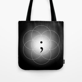 The Seed of - Life goes on Tote Bag