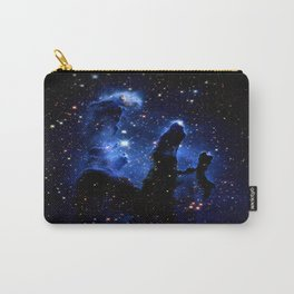 gaLAXY Blue Pillars of Creation Carry-All Pouch