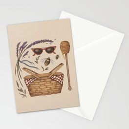 Summer Picnic Collection Stationery Cards