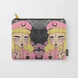 Rosaspina Carry-All Pouch
