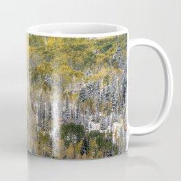 Powdered Sugar Coffee Mug