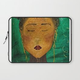 Wounded Nature Queen Laptop Sleeve