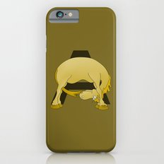 Pony Monogram Letter A Slim Case iPhone 6s
