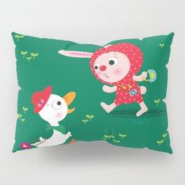 Spring picnic Pillow Sham