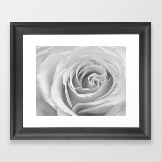 'Rose' Framed Art Print