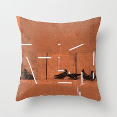 TIME OUT 39 Throw Pillow
