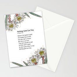 Night-blooming Cereus Stationery Cards
