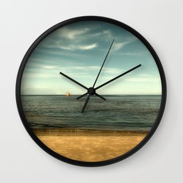 The Baltic Sea Wall Clock