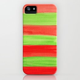 Day At The Races iPhone Case