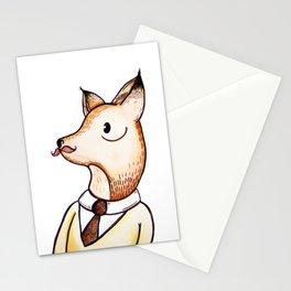 Master Fox Stationery Cards