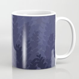 Ferns after dusk Coffee Mug