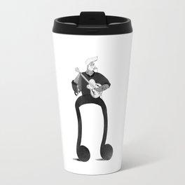Rock-a-Bill Travel Mug