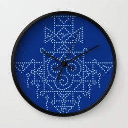 No764 My The Last Airbender minimal movie poster Wall Clock