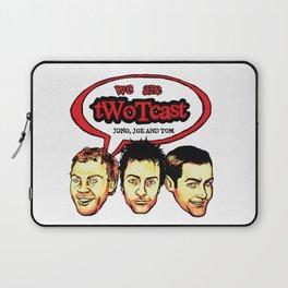 tWoTcast Laptop Sleeve