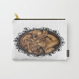 Indian Ocean Mermaid Carry-All Pouch