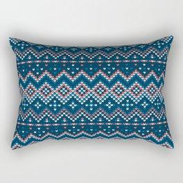 Pattern in Grandma Style #53 Rectangular Pillow