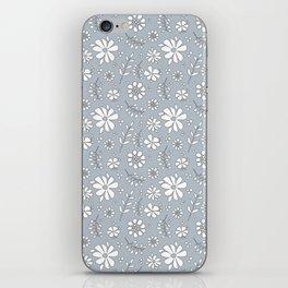 Gray Day iPhone Skin