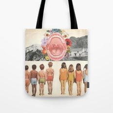 Mongo Drain Mouth/The Voice of Treason Tote Bag