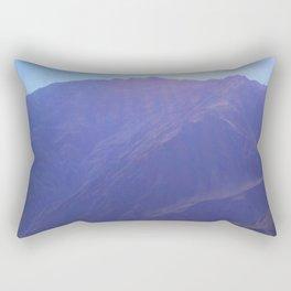 Top of the Rockies Rectangular Pillow