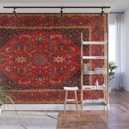 Antique Persian Rug Wall Mural