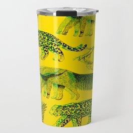 Wildlife of Amazonia IV (#saveamazonia) Travel Mug
