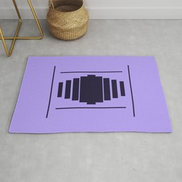 Trapped By The Order Rug