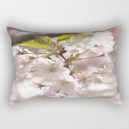 Tender Blossoms Rectangular Pillow