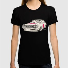 Crazy Car Art 0166 T-shirt