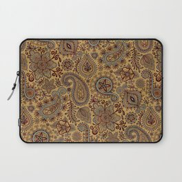 Cosmic Paisley Henna Laptop Sleeve