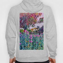 'She is at a Place in her Life that Peace is her Priority and Negativity Cannot Exist' Hoody