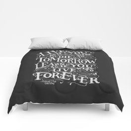 Learn Forever Comforters