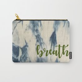 Breathe Indigo Carry-All Pouch