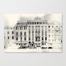 Venice - Study 31 Canvas Print