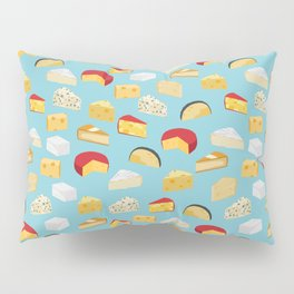 Cheese food gifts food fight apparel and gifts Pillow Sham