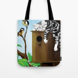 The Mighty Hunter Tote Bag