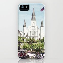 Jackson Square iPhone Case