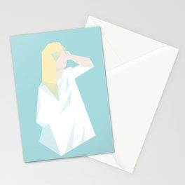 Polygirl Stationery Cards