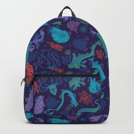 Creatures Of the Deep Sea Backpack