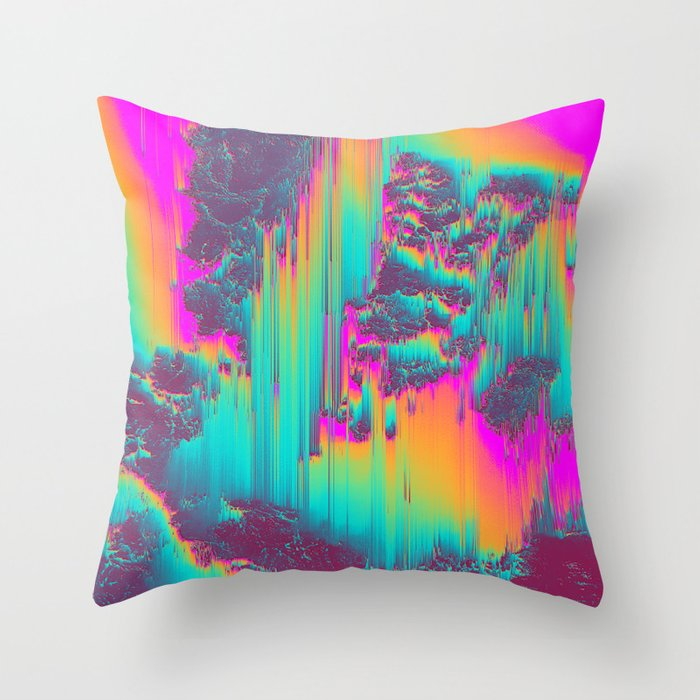 THERE'S NO LIE IN HER FIRE Throw Pillow