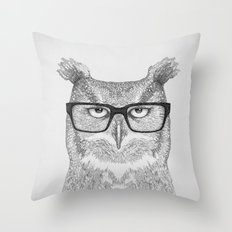 Earnest Throw Pillow