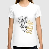 dragonball T-shirts featuring Dragonball Z - Strenth by Straife01