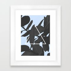 Get on top Framed Art Print