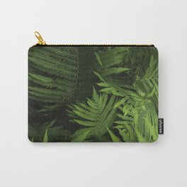 Within the Ferns Carry-All Pouch