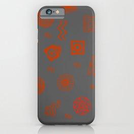 Ethnic Mosaic II iPhone Case