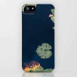 Lilly Pads iPhone Case
