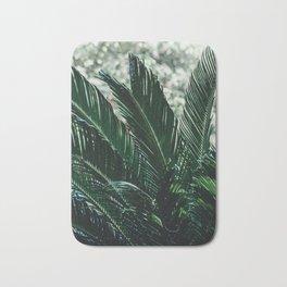Green Foliage 3 Bath Mat