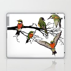 bee-eaters Laptop & iPad Skin