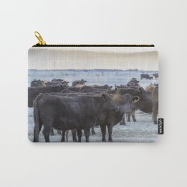 Good Morning Cows Carry-All Pouch