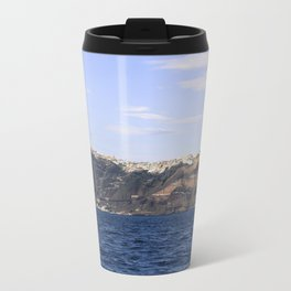 Santorini, Greece 17 Travel Mug